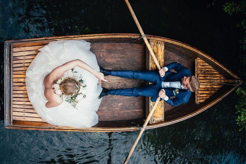 Zdjęcia ślubne Z Drona Fotografia ślubna Fotograf Na ślub I