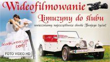 Fotograf Kamerzysta Samochody do slubu  -  Sandomierz  -  świętokrzyskie