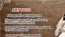 Art Foto- fotografia artystyczna  -  Warszawa  -  mazowieckie